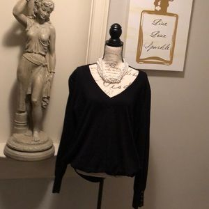 💋| apt. 9 |💋 V-Neck Sweater